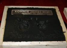 Ronnie James Dio Stock Photo