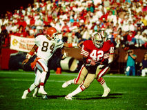 Ronnie Lott San Francisco 49ers Royalty Free Stock Image