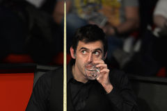 Ronnie O Sullivan Royalty Free Stock Image