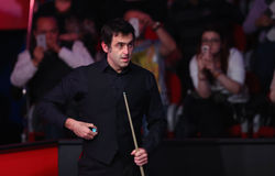 Ronnie OSullivan Royalty Free Stock Photography