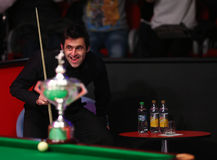 Ronnie OSullivan Royalty Free Stock Images