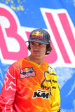 Ronnie Renner Motorcross Rider Fotos de Stock