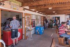Ronnies性商店是一个正常餐馆和酒吧 库存照片