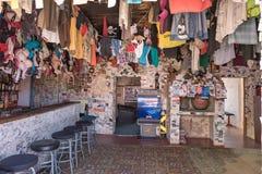 Ronnies性商店是一个正常餐馆和酒吧 免版税库存图片