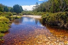 Ronny Creek - montagne de berceau image libre de droits