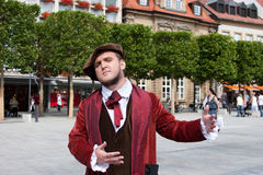Ronny Schuster - Richard Wagner Royalty Free Stock Photos