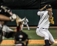 Rony Bautista Charleston RiverDogs Stock Images