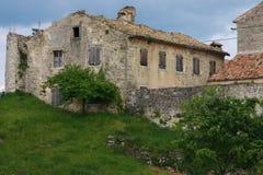 Ronzio, la più piccola città Immagine Stock