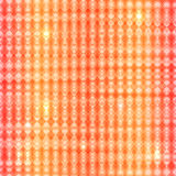 Rood abstract zigzag textiel naadloos patroon Stock Afbeeldingen