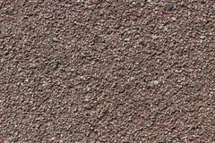 Rood asfalt stock afbeelding