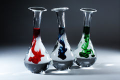 Rood, Blauw, Groen Royalty-vrije Stock Fotografie