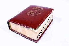 Rood boek Royalty-vrije Stock Foto
