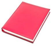 Rood boek Stock Afbeelding