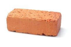 Rood Clay Brick Royalty-vrije Stock Afbeeldingen