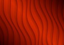 Rood document geometrisch patroon, abstract malplaatje als achtergrond voor website, banner, adreskaartje, uitnodiging Stock Afbeeldingen