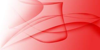 Rood en Roze Abstract Ontwerp Als achtergrond Stock Foto's