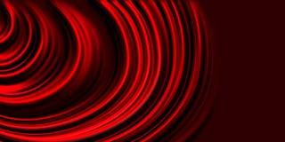 Rood en zwart in de schaduw gesteld abstract behang als achtergrond Vector illustratie Vector Illustratie