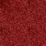 Rood Fluweel 3 royalty-vrije illustratie