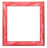 Rood frame stock foto's