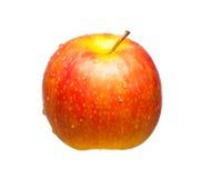 Rood-geelachtige appel Royalty-vrije Stock Fotografie