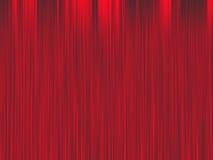 Rood gordijn als achtergrond Royalty-vrije Stock Afbeeldingen