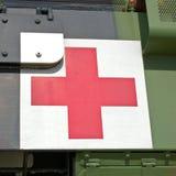 Rood kruis Royalty-vrije Stock Afbeelding