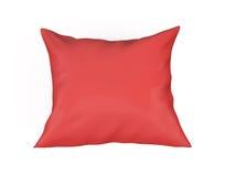 Rood kussen vector illustratie
