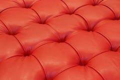 Rood kussen Royalty-vrije Stock Afbeeldingen