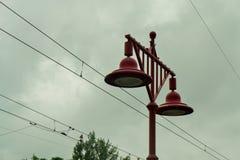 Rood licht Stock Afbeeldingen