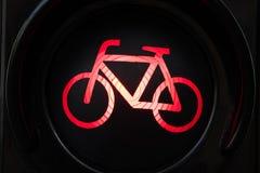 Licht Voor Fiets : Rood licht voor fiets stock photos images