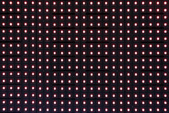 Rood lichtpunt Stock Foto's