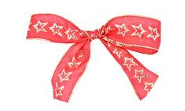 Rood lint Royalty-vrije Stock Foto