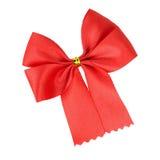 Rood lint Royalty-vrije Stock Afbeeldingen