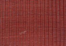 Rood mandewerk Royalty-vrije Stock Afbeeldingen