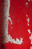 Rood oud hout Royalty-vrije Stock Afbeeldingen