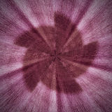 Rood Radiaal spiraalvormig abstract deel 1 van het sterpatroon Stock Afbeeldingen