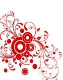Rood-ranken Stock Afbeelding