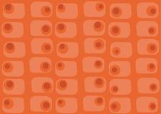 Rood rechthoekpatroon. Vector art. vector illustratie