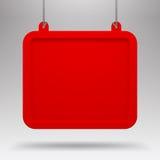 Rood teken Stock Afbeeldingen