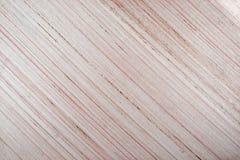 Rood triplex, textuur oude parket gelijmde Raad zonder vernis royalty-vrije stock afbeeldingen