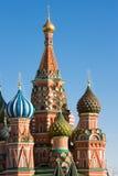 Rood Vierkant, het Kremlin. Stock Foto