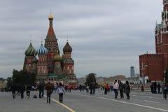 Rood Vierkant, Moskou Royalty-vrije Stock Afbeelding