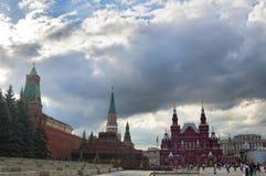 Rood Vierkant, Moskou Rusland Royalty-vrije Stock Afbeelding