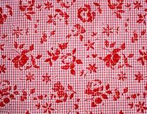 Rood-witte achtergrond Stock Afbeeldingen