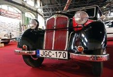 Rood-zwarte DKW (Audi) Stock Afbeelding