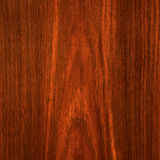 Roodbruin hout Royalty-vrije Stock Foto's