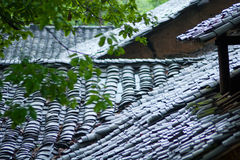 The roof Royalty Free Stock Images