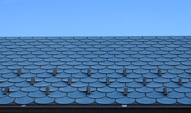 Roof Royalty Free Stock Photo