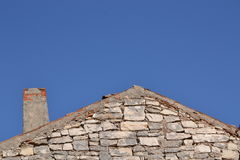 A roof Stock Images
