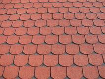 Roof. Tiles stock photography